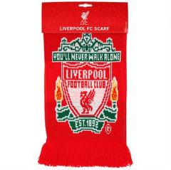 Official Liverpool FC Scarf